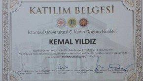 İstanbul üniversitesi 6. Kadın doğum günleri