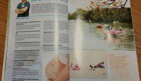 Onur Air hava yolu TOURIZM GUIDE dergisi